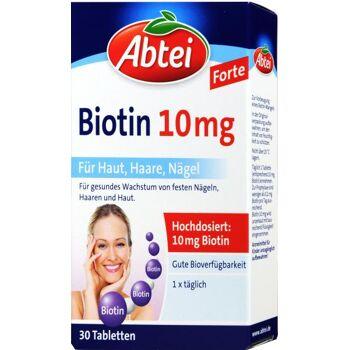 Abtei Biotin 10 mg Tabletten