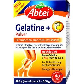 Abtei Gelatine Plus C