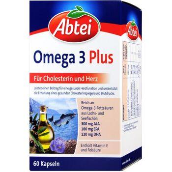 Abtei Omega 3 Plus