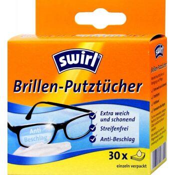 Brillen Putztücher Swirl
