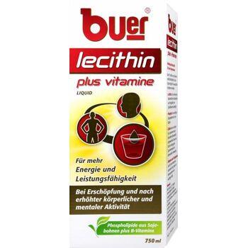 Buer Lecithin Plus Vitamin Tonikum