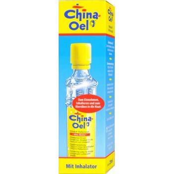 China Öl mit Inhalator