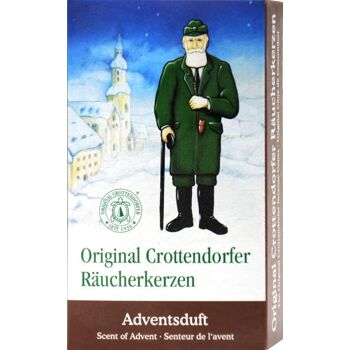 Crottendorfer Räucherkerzen Adventsduft