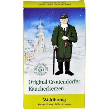 Crottendorfer Räucherkerzen Waldhonig