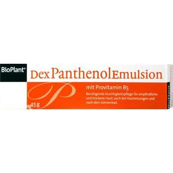 Dexpanthenol-Emulsion Tube