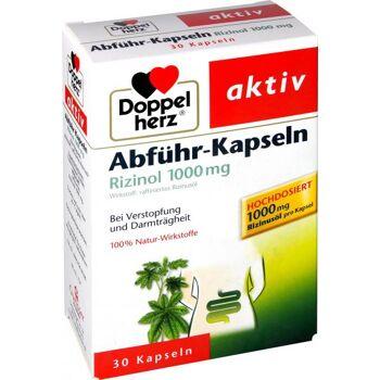 Doppelherz Abführ-Rizinol 1000 mg
