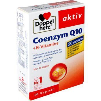 Doppelherz Coenzym Q 10 + B-Vitamine