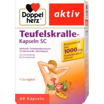 Doppelherz Teufelskralle 225 mg