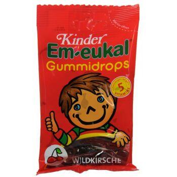 Em-Eukal Kinder Gummidrops Wildkirsche