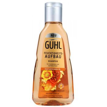 Guhl Shampoo Tucuma + Öl