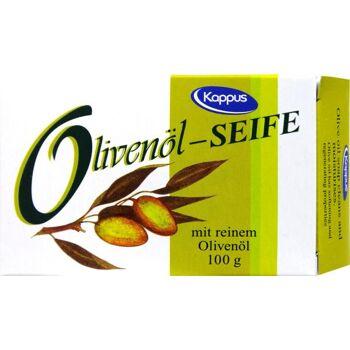 Kappus Seife Olivenöl