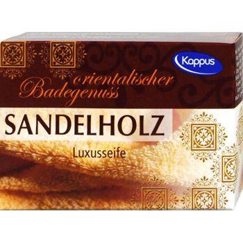 Kappus Seife Sandelholz