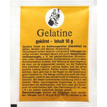 Kitzinger Gelatine Pulver