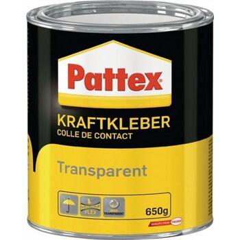 Kraftkleber Transparent PXT3C 650g, 6 St.