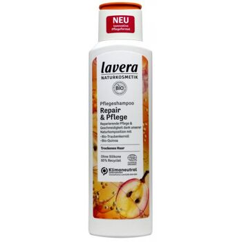 Lavera Shampoo Bio Repair und Pflege