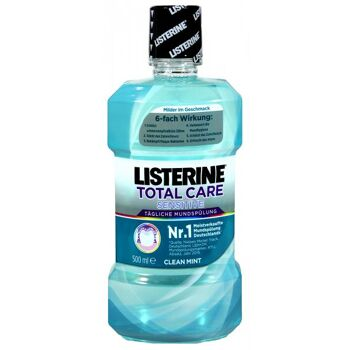 Listerine Mundspülung Total Care Sensitive