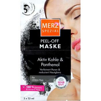 Merz Spezial Peel-Off Maske Jojobaöl & Panthenol