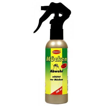 Mückenschutzspray für die Haut
