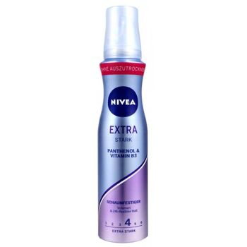 Nivea Haarstyling Mousse Extra Stark