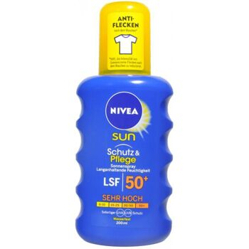 Nivea Sun Spray LSF 50+
