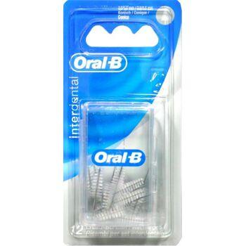 Oral-B Interdentalbürsten Nachfüllpack konisch 3 - 6,5 mm