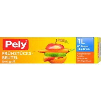 Pely Frühstücksbeutel Rolle