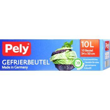 Pely Gefrierbeutel Rolle 10 l
