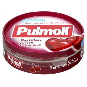 Pulmoll Kirsch Vitamin C Zuckerfrei