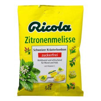 Ricola Zitronenmelisse Zuckerfrei