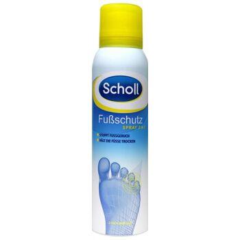 Scholl Fußschutz-Spray 2in1
