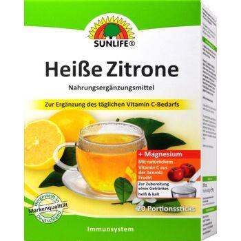 Sunlife Heiße Zitrone Acerola