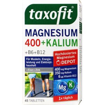 Taxofit Magnesium und Kalium