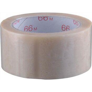 Verpackungsklebeband Länge 66m Breite 50mm transparent PVC-Folie, 36 Stück