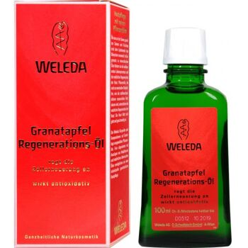 Weleda Granatapfel Regenerationsöl