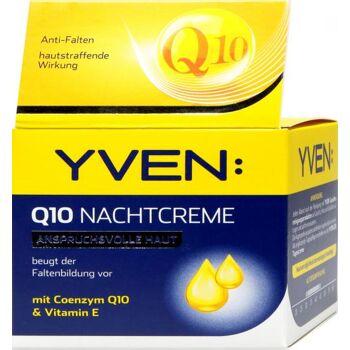 Yven Nachtcreme Q 10