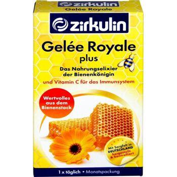 Zirkulin Gelee Royale Abwehr