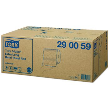290059 Tork Matic® extra-langes Rollenhandtuch 1-lagig,  6x280m