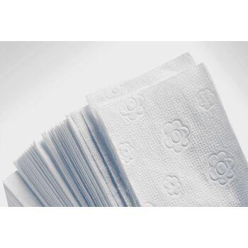 Fripa 4012103 Papierhandtücher Falthandtücher V-Falz 2-lagig