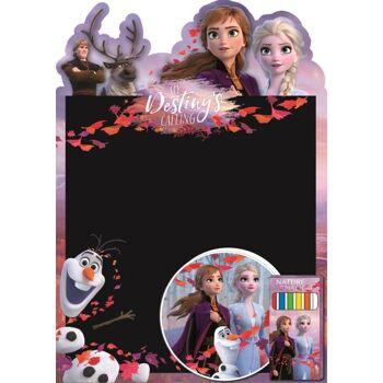 Disney Frozen 2 / Die Eiskönigin 2 - Kreidetafel