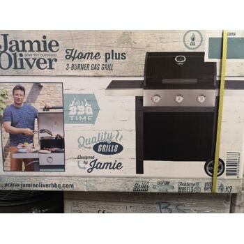 Jamie Oliver Gas-Grill Home 3s