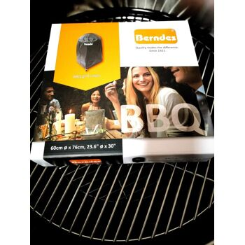 Jamie Oliver Holzkohle Grill All Rounder Barbecue 47.5cm Durchmesser