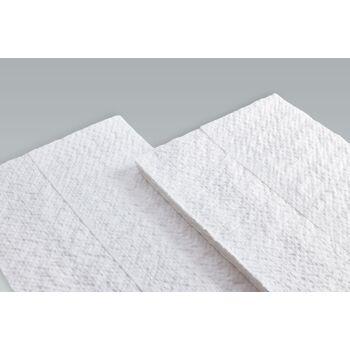 itex SRM Wischtuch Putztuch 700 Tücher Papiertuch Z-Falz weiß