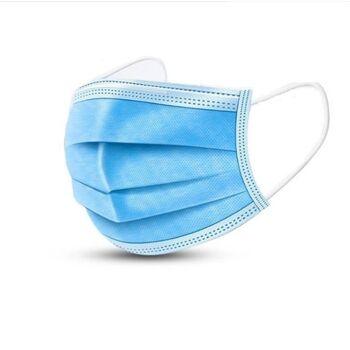 Atemschutzmaske, Schutzmasken, OP-Maske, Einwegmaske
