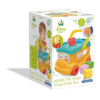 Disney Baby - Winnie the Pooh Sortierbus