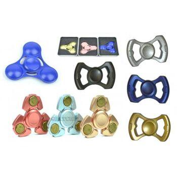 Fidget Spinner Mix Metall - sortiert, versch. Farben versch. Modelle