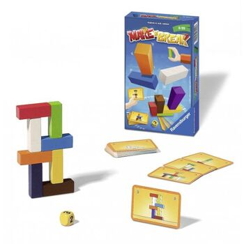 Ravensburger 23444 - Make 'n' Break