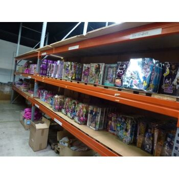 Markenposten, Markenspielware, Playmobil, Lego, Barbie, Philips, Hama, Fisher, Price, usw., ALLES NEUWARE