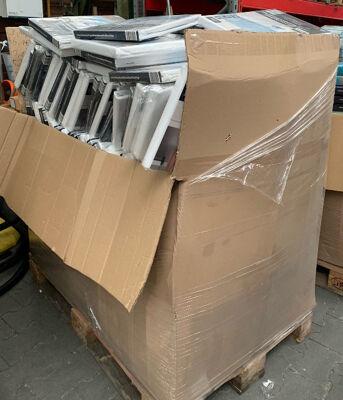 Matratzenauflage, Matratze, Auflage, Bett, Paletten, LKW, Container für Export, 1 A-Ware