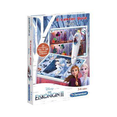 Disney Frozen 2 / Die Eiskönigin 2 - E-Lektor Quiz Basic
