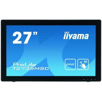 IIYAMA 68.6cm (27 )  T2735MSC-B2 16:9 M-Touch DVI+HDMI T2735MSC-B2